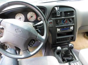 Interior Nissan Pathfinder 1999