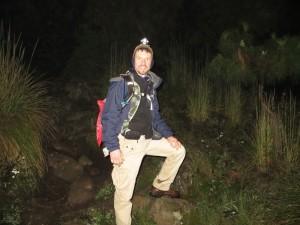La Mesa Hiker