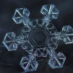 Amazing Snowflakes with P&S modification