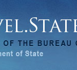 Travel.state.gov header